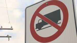 Trucking industry, Regina residents at odds as route removal council debate looms (02:03)