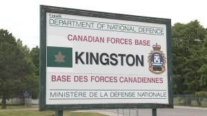 Trial begins for CFB Kingston corporal facing sexual assault charge (00:49)