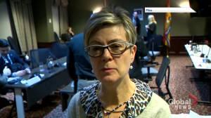 One veteran member of Saint John's common council to run for mayor (02:05)