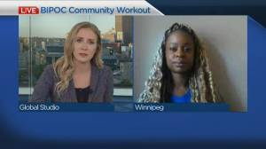 BIPOC Community Workout