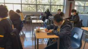 Coronavirus: Quebec elementary school students and teachers to return to classrooms amid COVID-19 case spiral (02:14)