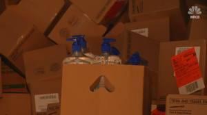 Coronavirus outbreak: Police investigating man who allegedly hoarded hand sanitizer