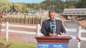 Conservative Party says it will support critical industries in New Brunswick's rural communities