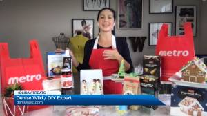 Denise Wild shares holiday-themed treats from Metro's Ultimate Holiday Food Craft Guide (04:46)