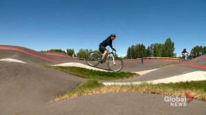 South Glenmore bicycle pump track set to reopen this weekend (01:48)