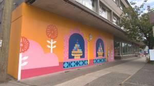 Murals give Vancouver Punjabi Market merchants a boost (02:13)