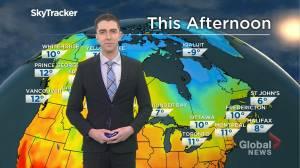 Saskatchewan weather outlook: May 4