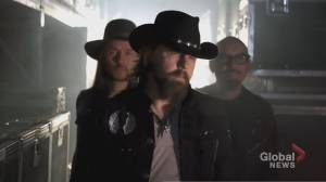 Canadian country group The Road Hammers out with new music (03:29)