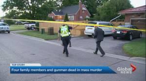 5 dead, 1 injured after shooting at Oshawa home