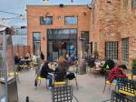 The Parlour's hidden gem patio makes the most of Edmonton's Downtown Dining Week