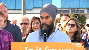 Federal Election 2019: NDP set to announce vision for Quebec