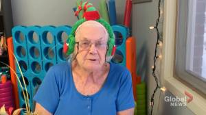 Spreading holiday cheer at Eden Care Communities (01:35)