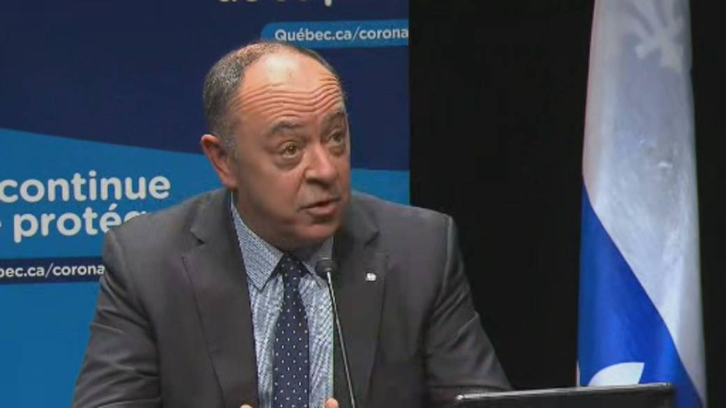 Click to play video 'Quebec unveils COVID-19 vaccination plan'