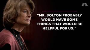 Trump impeachment trial: Will John Bolton testify?