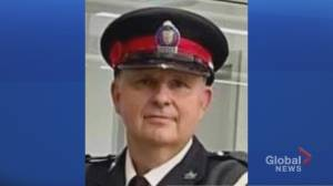 31-year Toronto police veteran killed in the line of duty (01:49)