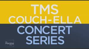 TMS Couch-ella: Robyn Ottolini performs her new gold single 'F-150' (06:26)