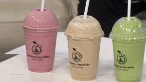 Symphony Spa and Yoga explains the benefits of smoothies