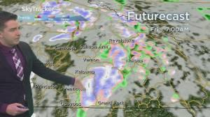 Kelowna Weather Forecast: May 6 (03:38)