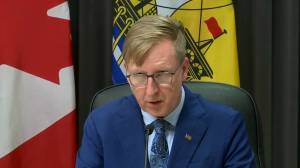 'A pandemic of the unvaccinated': N.B. education minister pleads with residents to get vaccinated following COVID-19 case spike (01:24)