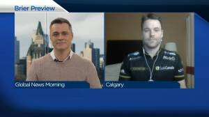 Saskatchewan seeking first Brier title in 41 years (04:04)