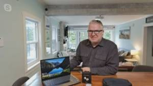 Tech Talk: Improve your home office (04:11)