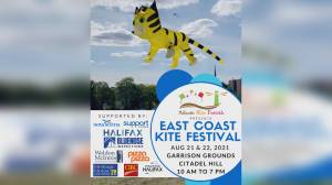 Fly as high as you can: Popular Atlantic Kite Festival back in Halifax this weekend (06:22)