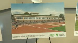 Gordie Howe Sports Complex chair hoping for 2021 opening