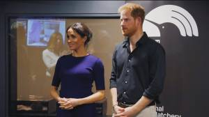 Meghan Markle returns to B.C.