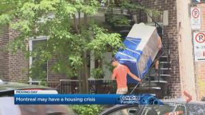 Coronavirus: Montreal announces new measures to support residents on moving day