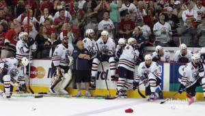 2006 still stings for former Edmonton Oilers coach Craig MacTavish (01:25)