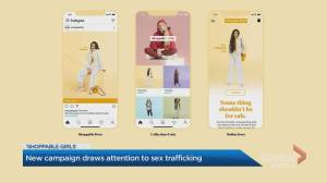 New Toronto campaign draws attention to sex trafficking