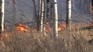 Manitoba wildfire evacuees face uncertain future (01:35)