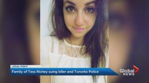 Family of murdered Tess Richey suing killer, Toronto police for $20M