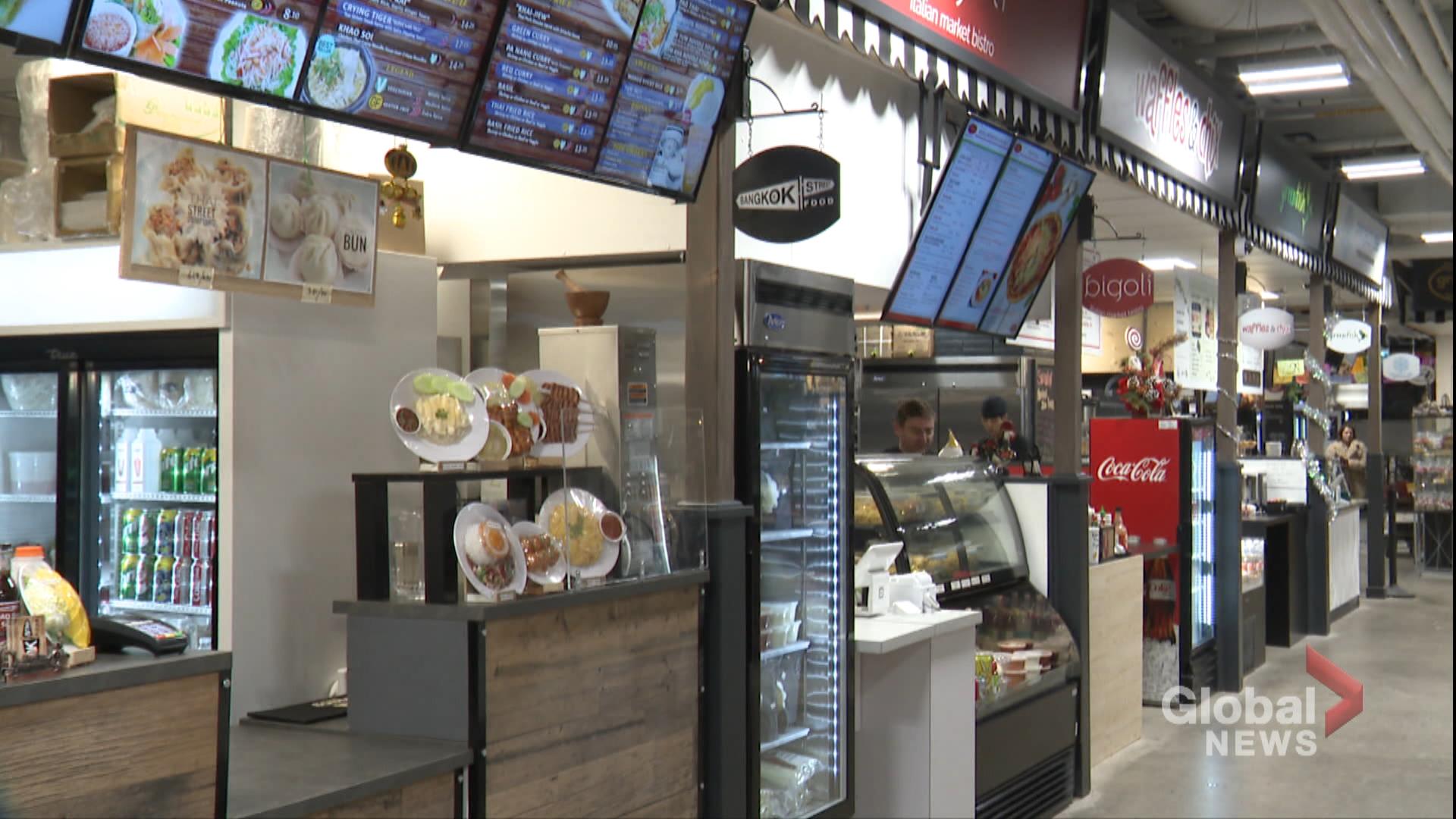 Unique Calgary food hall celebrates 1 year of success