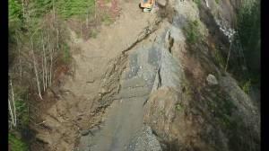 Landslide leaves hundreds stranded at mountain resort outside Vancouver