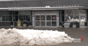 Peterborough Regional Health Centre accepts 2 non-COVID patients from Scarborough (02:05)