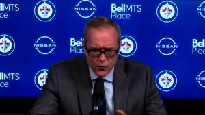 RAW: Winnipeg Jets Paul Maurice Interview – Mar. 2 (07:29)