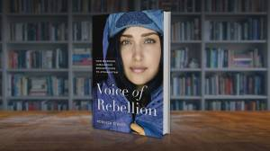 Afghan-Canadian singer and activist Mozhdah Jamalzadah releases new book