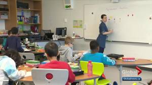 Alberta teachers frustrated, anxious about COVID-19 outbreaks: union (01:44)