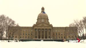 UCP pandemic response gets failing grade, 59% of Albertans dissatisfied (01:55)