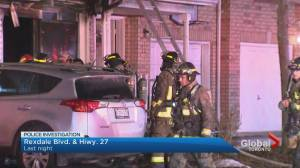 Man charged with arson in deadly north Etobicoke house fire