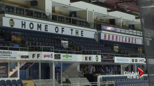 Lethbridge Hurricanes excited as province gives WHL the green light (02:01)