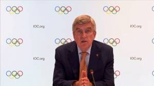 International Olympic Committee suspends North Korea till end of 2022 (01:26)