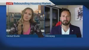 Winnipeg real estate market recovering