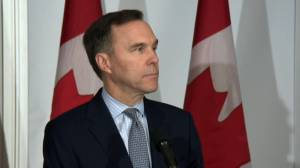 Trans Mountain expansion to deliver $1.5B of 'available cash flow': Finance Minister