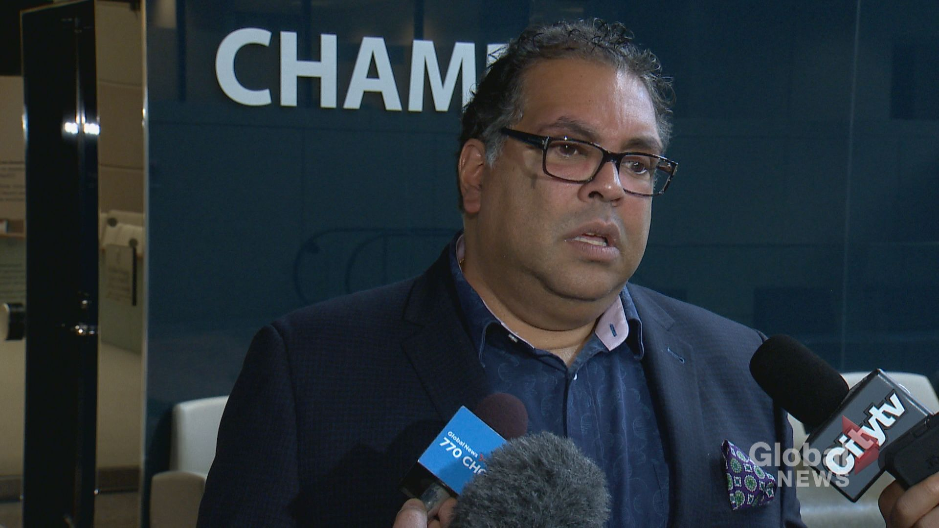 Nenshi says seeing Justin Trudeau racist makeup a 'sucker punch'