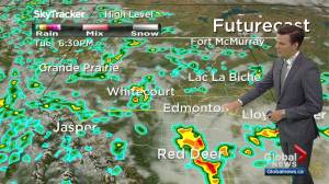 Edmonton weather forecast: Monday, July 6, 2020