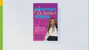 RHONY star Bershan Shaw on her new book 'The Unstoppable Warrior Woman' (04:18)