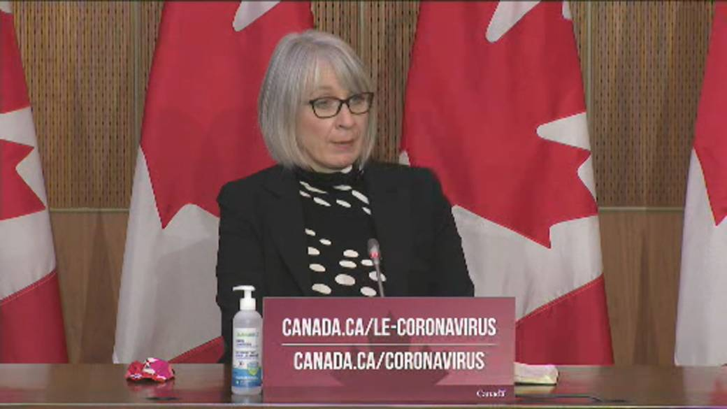 Click to play video 'Coronavirus: Government can't stop corporations from buying vaccines for their employees, says Hajdu'