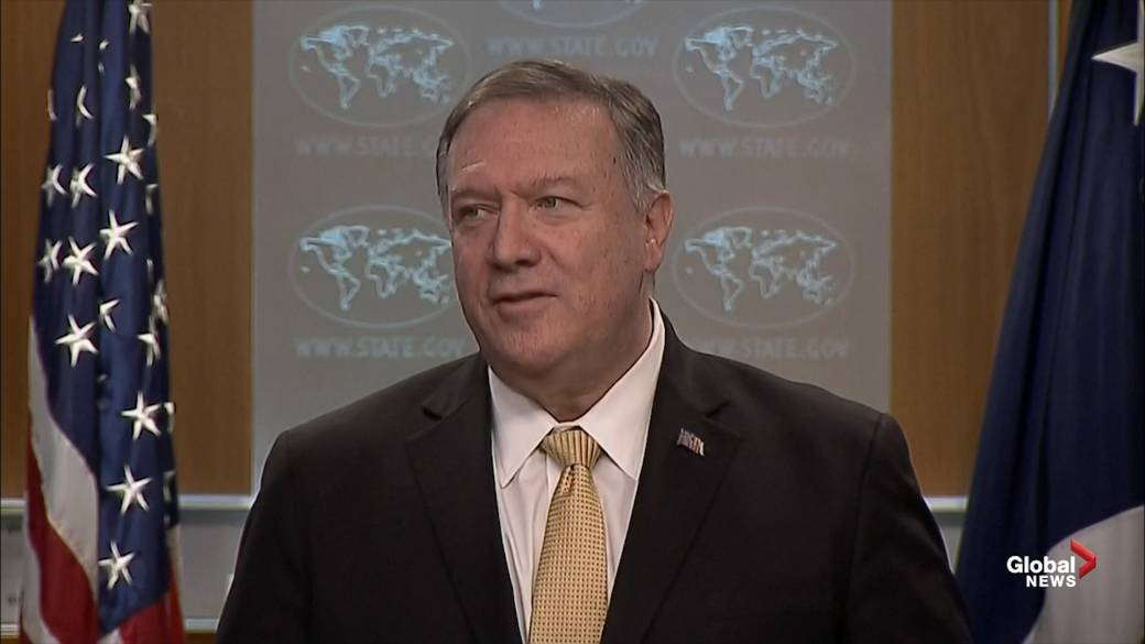 'Pompeo says expulsion of Cuban officials from Bolivia was 'right happening  to do''